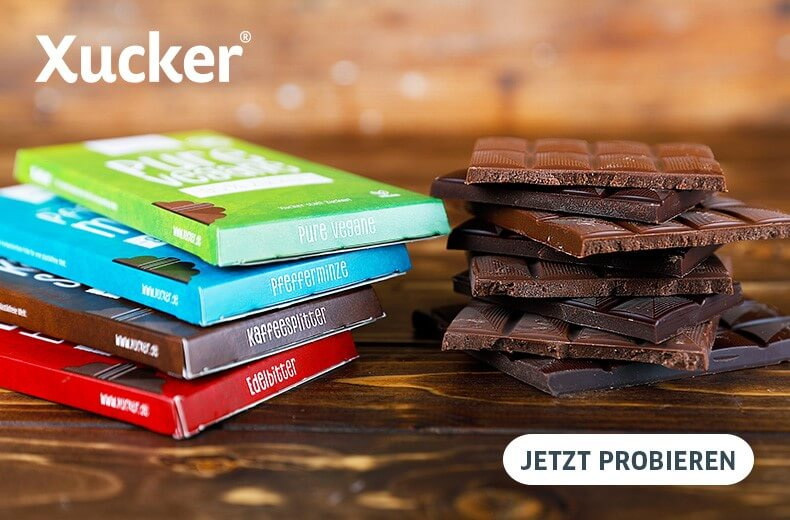 SHOP: Schokoladen Vegan-Mix