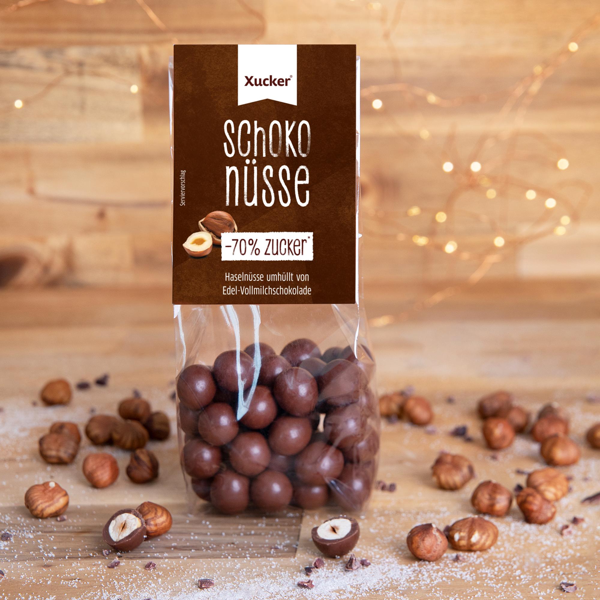 SHOP: Xucker Schoko-Nüsse