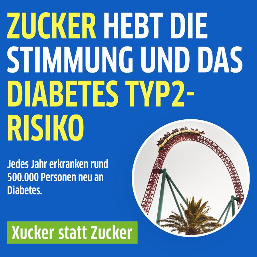 Zucker und Diabetesrisiko