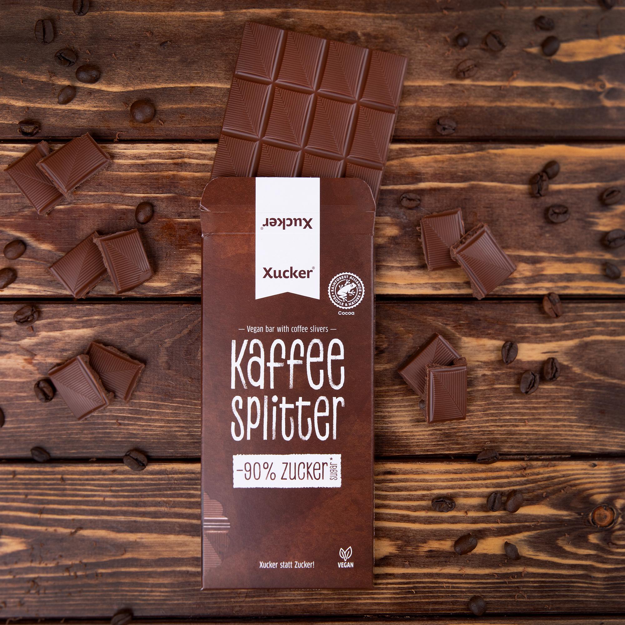Xucker Schokolade Kaffee