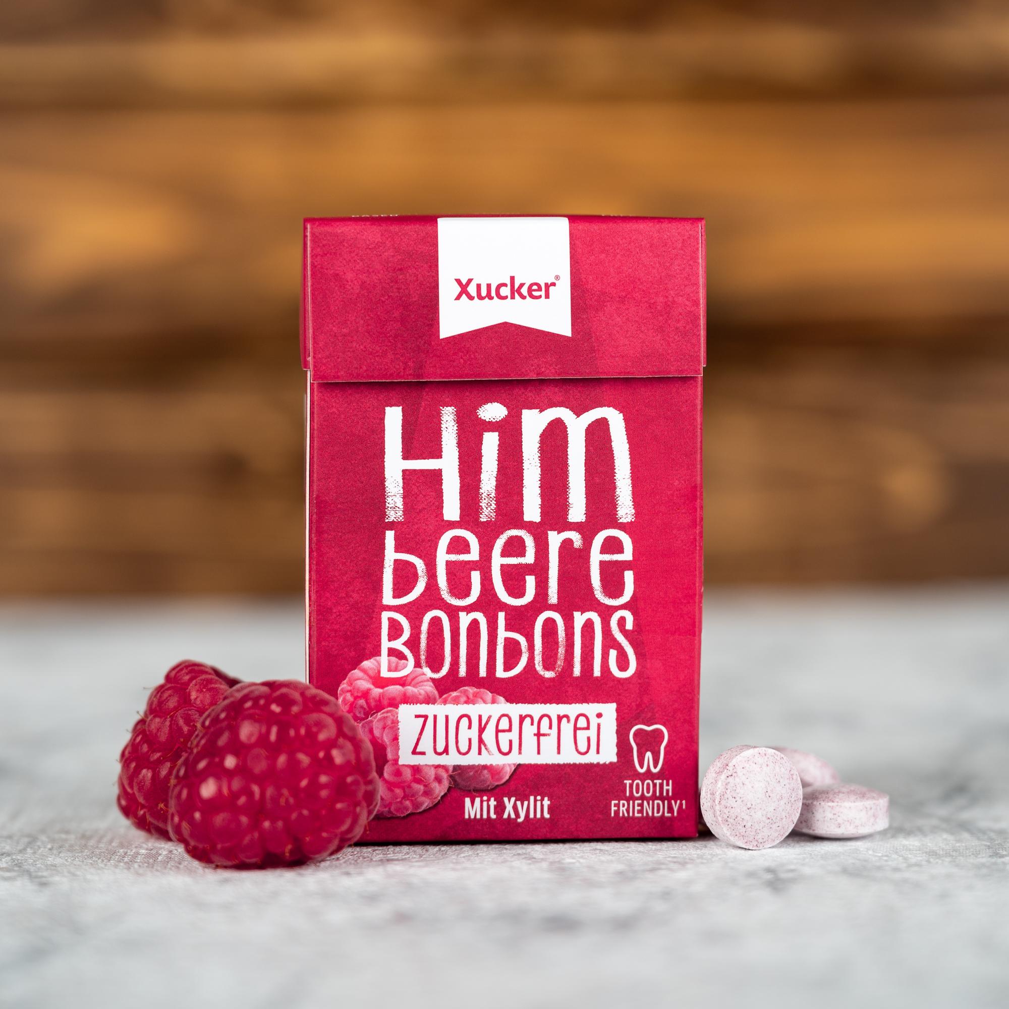 Bonbons Himbeere