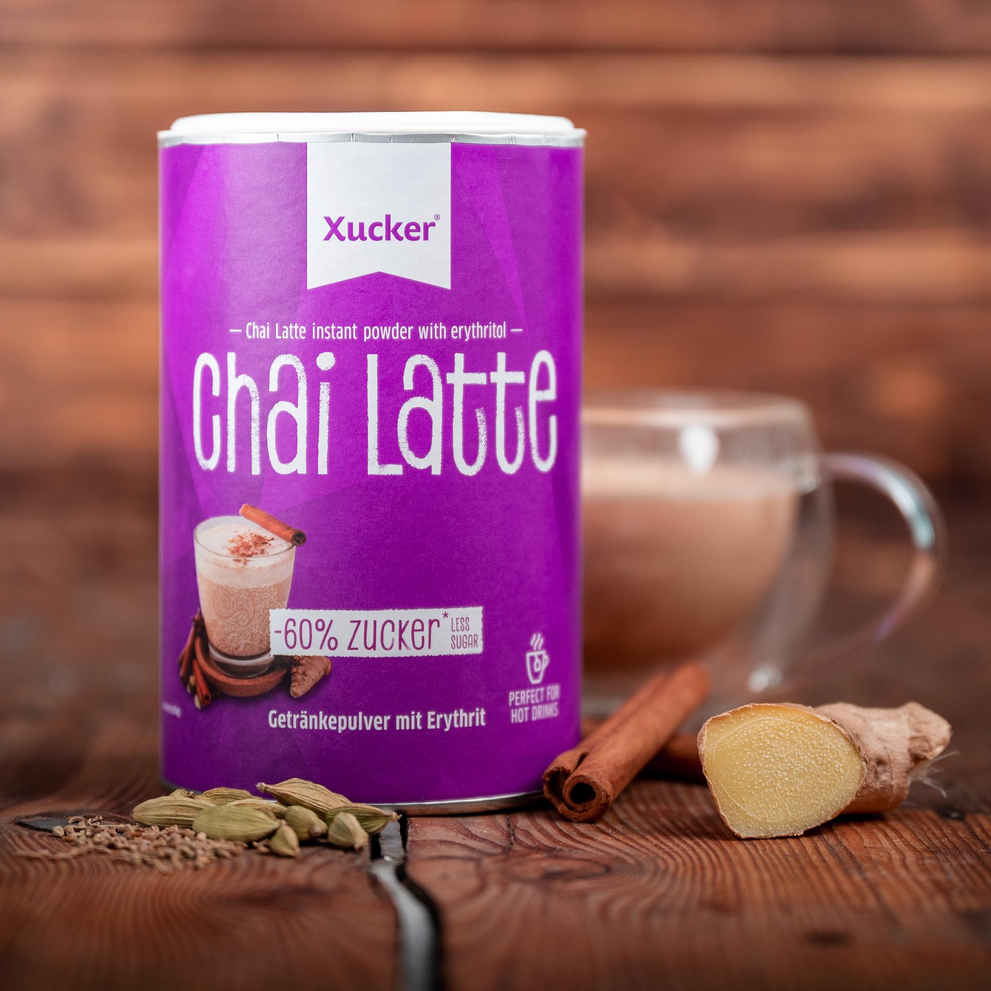 Chai Latte Getränkepulver