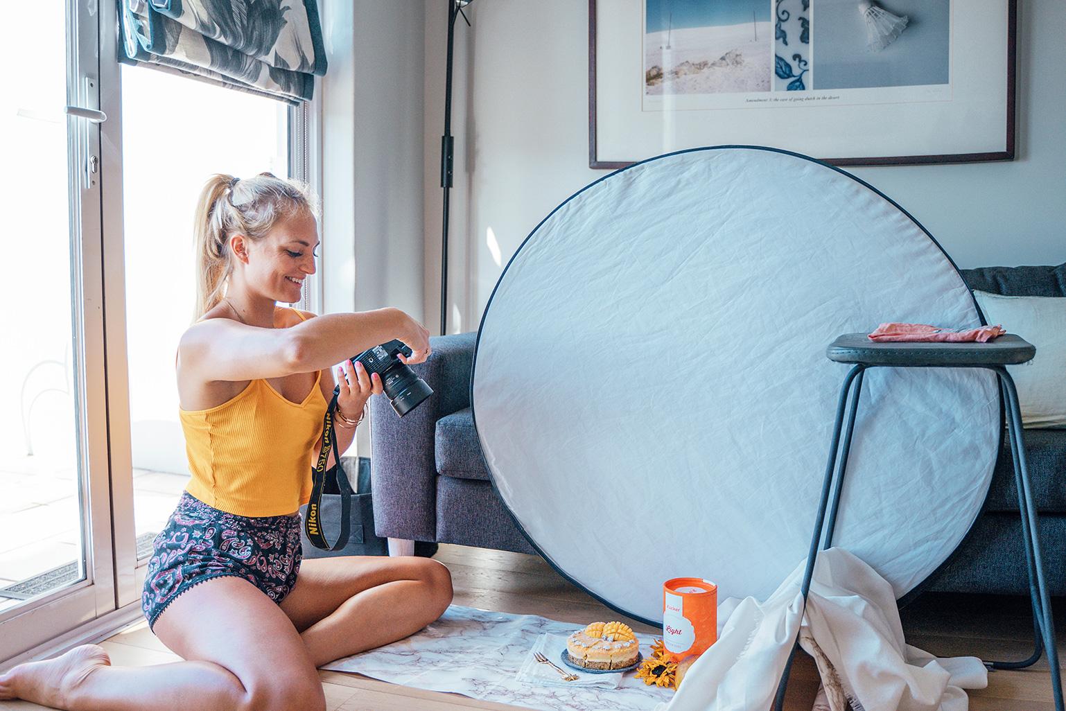 Bloggerin Carina Baier