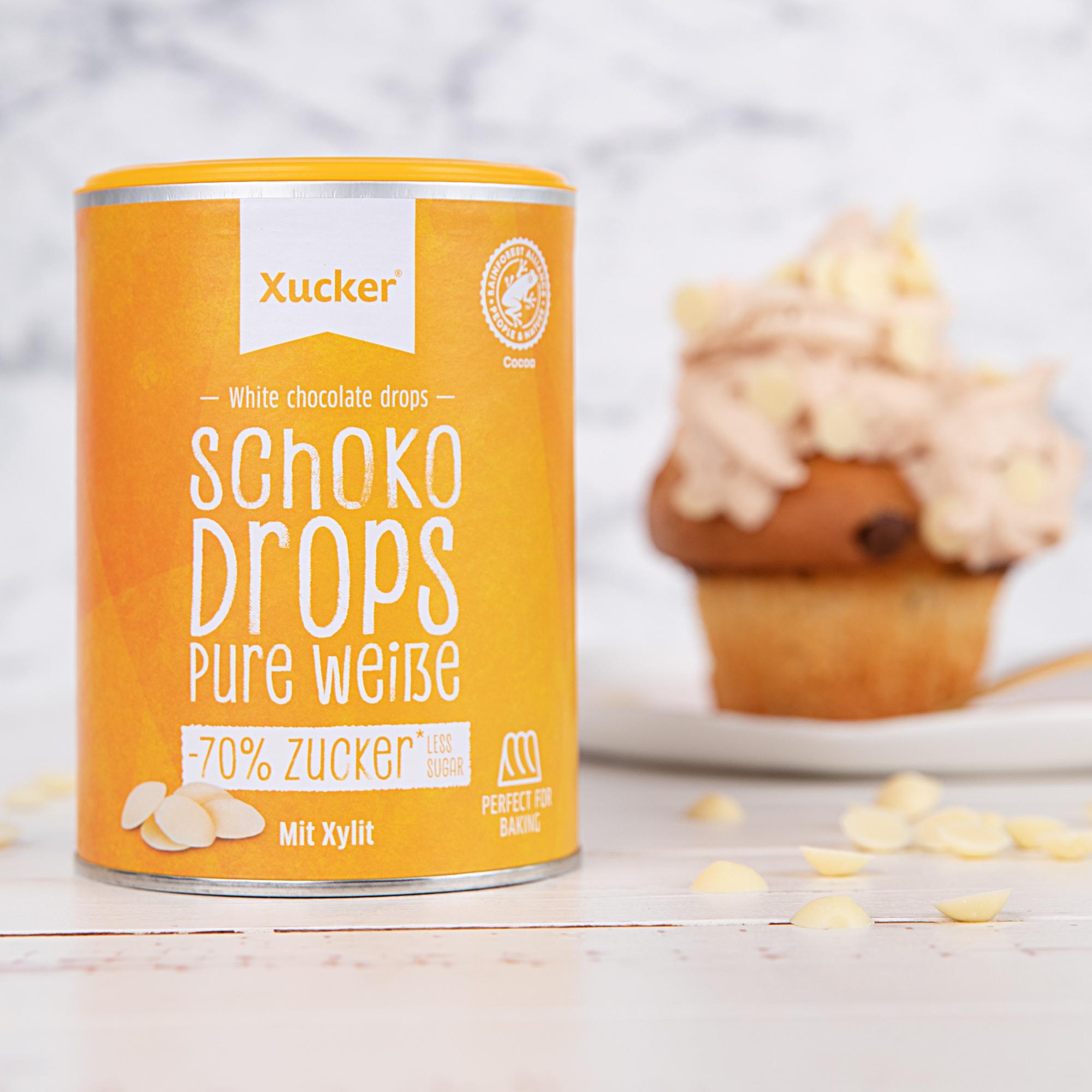 Schoko-Drops weiß
