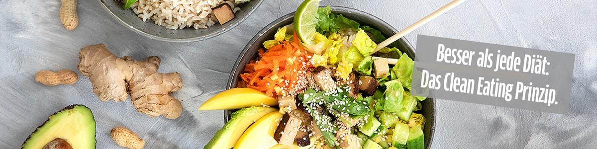 Clean Eating besser als Diät